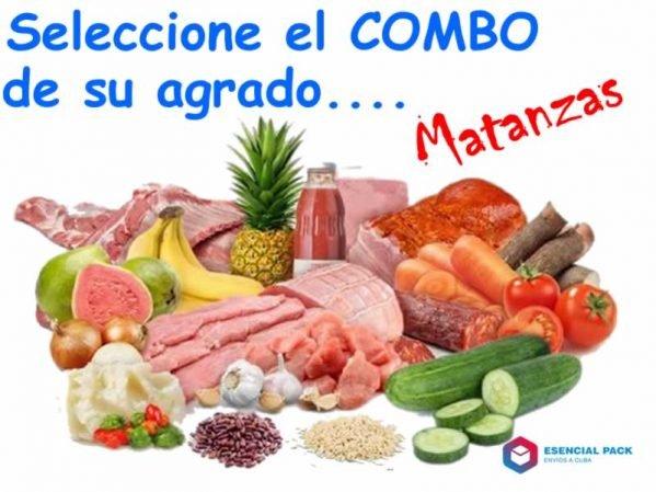 Combos de Alimentos
